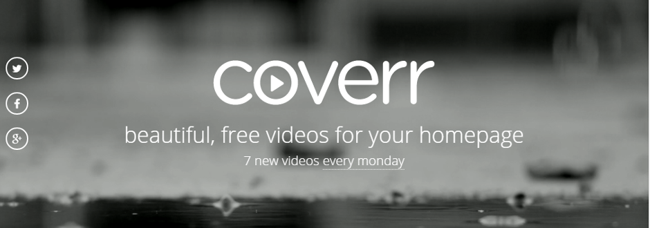 Coverr高清视频免费下载