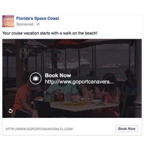 滨海旅游景区 Florida's Space Coast_4 视频广告案例
