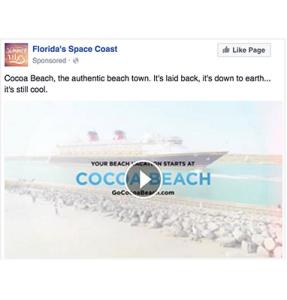 滨海旅游景区 Florida's Space Coast_1 视频广告案例